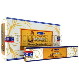 Incienso Satya Natural Jasmine (180 gramos)