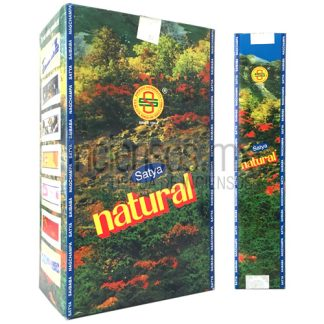 Incienso Satya Natural (180 gramos)