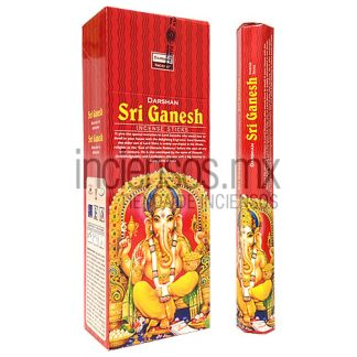 Incienso Darshan Sri Ganesh