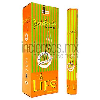 Incienso Darshan Patchouli Life