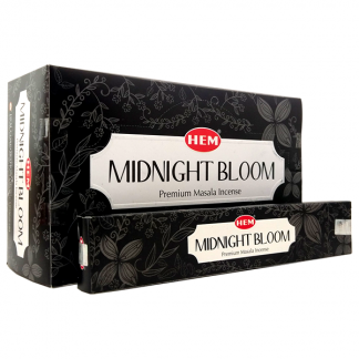 Incienso HEM Premium Masala Midnight Bloom