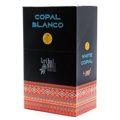 Incienso Tribal Soul Copal Blanco (180 gramos)